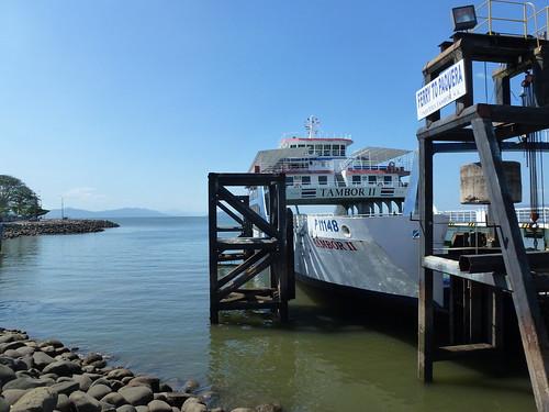Puntarenas - ferry naar Paquera