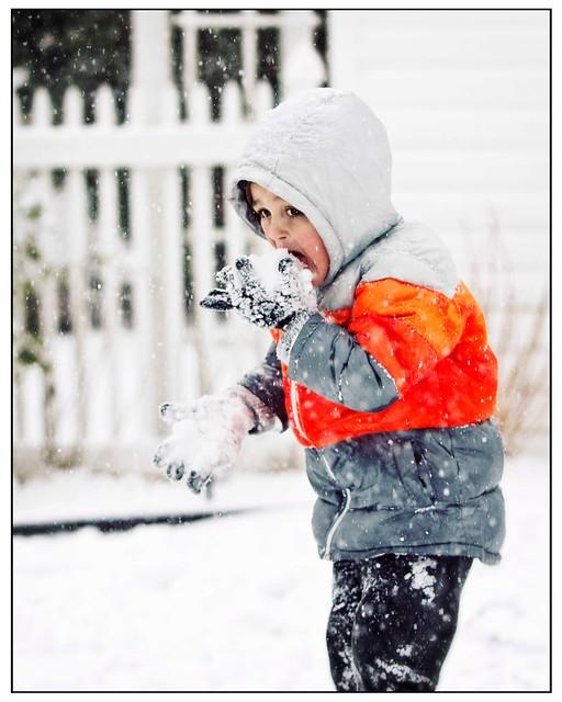 Snow Days....