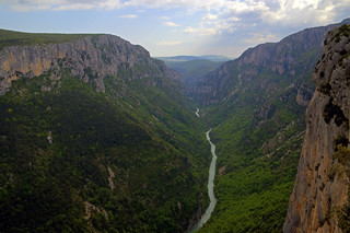 Verdon Gorge | by ravpix