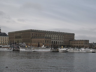 The Royal Palace in Stockholm | by Bernt Rostad