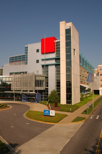 Children's Hospital of Georgia, Front View 8-05