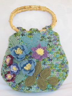 Cottage Garden handbag