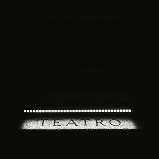 At The Theater #filodrammatici #nerds #sintomi #teatrofilodrammatici #Theater #n.e.r.d.s. #docx #blackandwhite #night #dark #milano #igersmilano #writing | by Mario De Carli