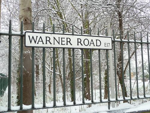 Warner Road, Walthamstow
