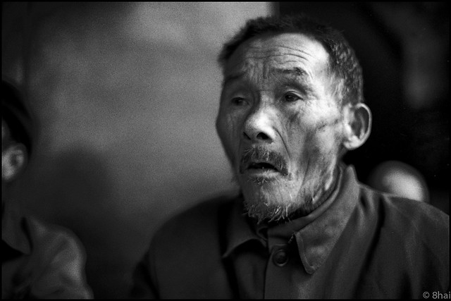Tongxiang teahouse桐乡茶馆2003-69