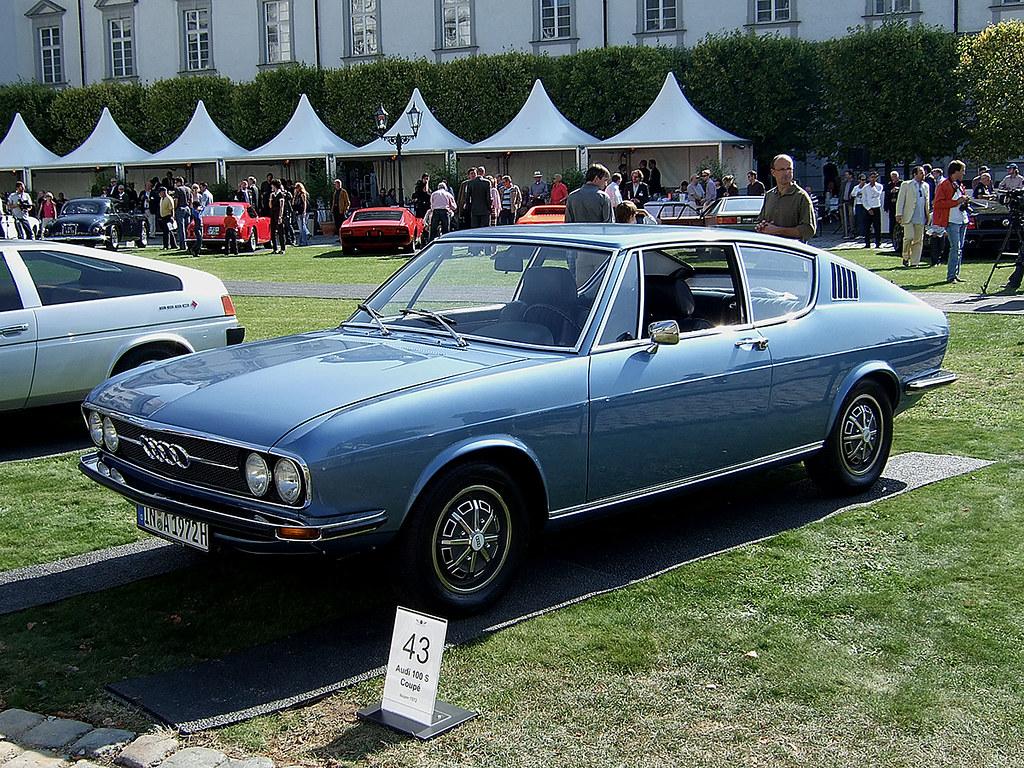 Audi 100 Coupé S   1970-73.   Opron   Flickr