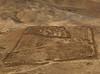 Masada, římské ležení, foto: Petr Nejedlý