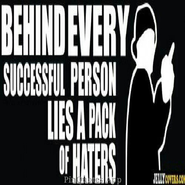 Haters Success Repost Quote Quotes Follow Nofilter Flickr