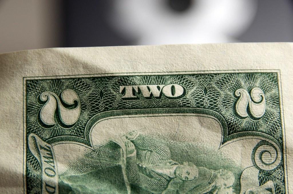 2 Dollar Bill - Back   mike demers   Flickr