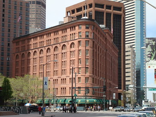 Brown Palace Hotel: view of southwest corner | by Penn State Libraries Pictures Collection