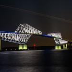 東京ゲートブリッジ 特別ライトアップ