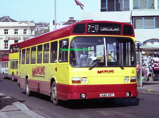Mainline 10 (AAK110T)