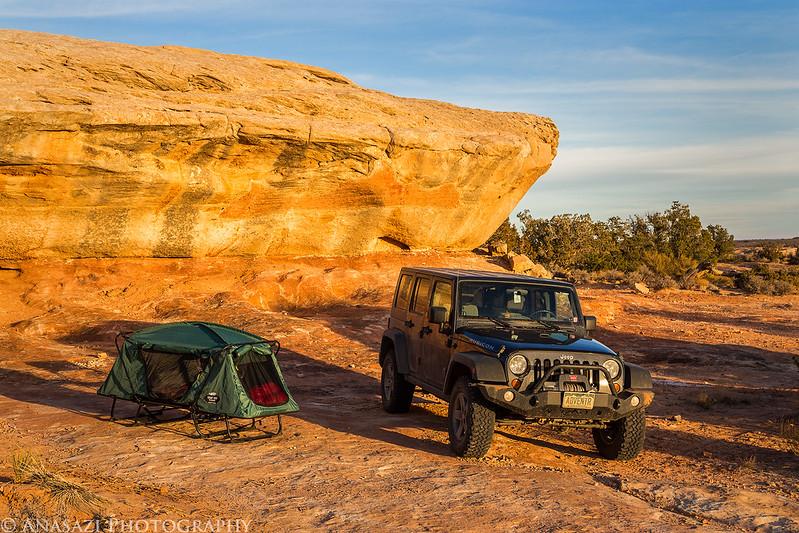 Grand Flat Camp