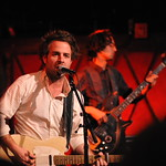 Mon, 25/03/2013 - 7:47pm - Live broadcast with Dawes on 3-25-13 from Rockwood Music Hall in New York City. Hosted by Rita Houston. Photo by Neil Swanson