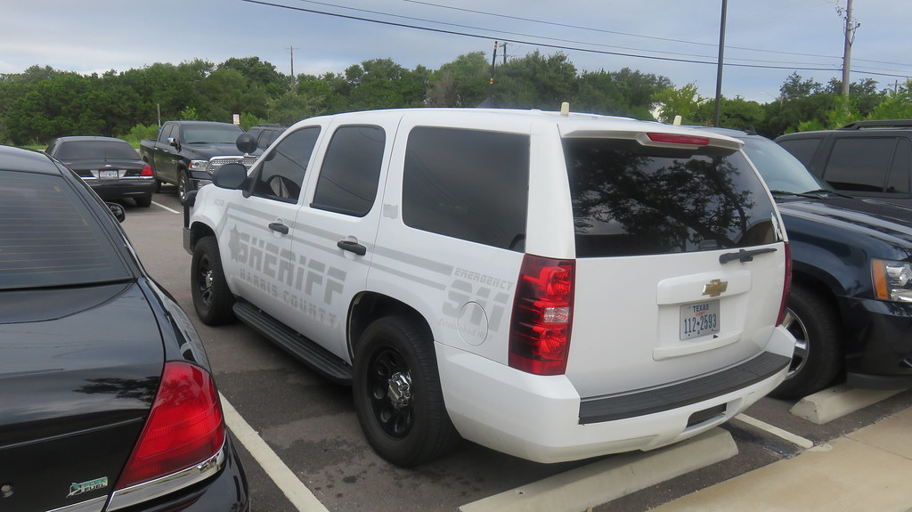 Harris County Sheriff Tahoe PPV | Sean | Flickr