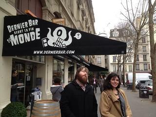 Hanging out at Le Dernier Bar avant la Fin du Monde | by Jyoti Mishra