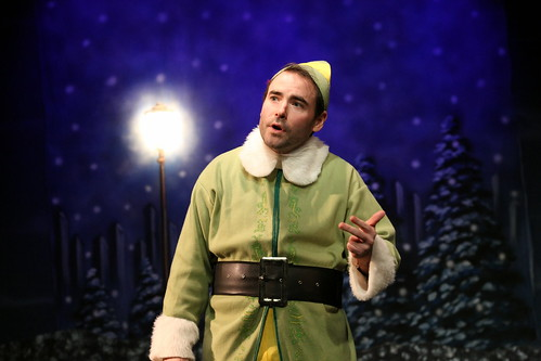 Murray the Elf and the Case of the Missing Mistletoe | by act2playhouse