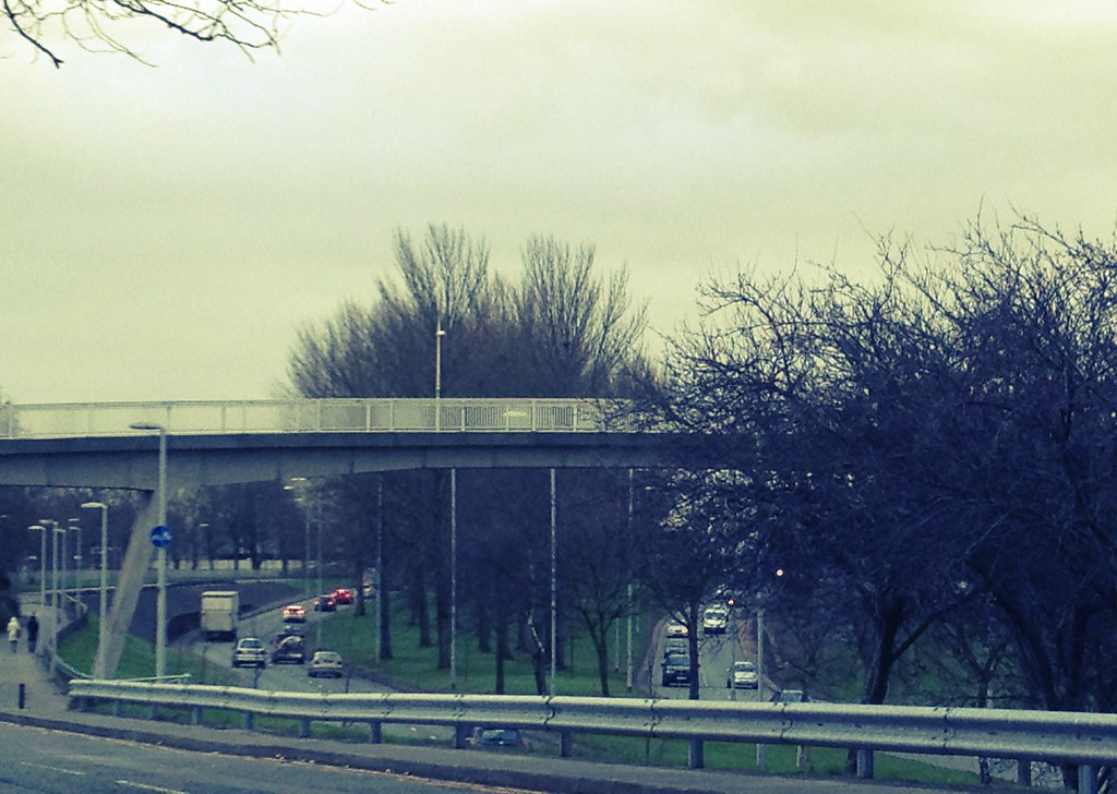 A5103 Princess Road Hulme Manchester   The section of 'Princ…   Flickr