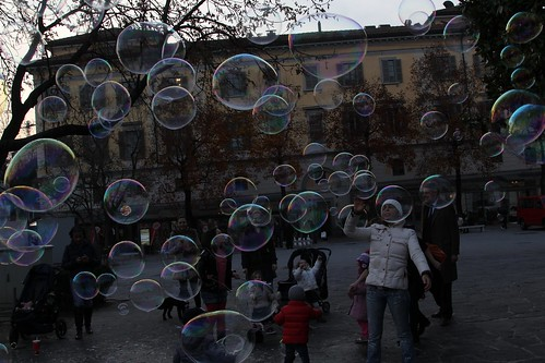 Lugano Bubble Shower | by Bubblebo