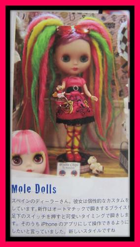 MoleDolls in Dolly Dolly Vol.30