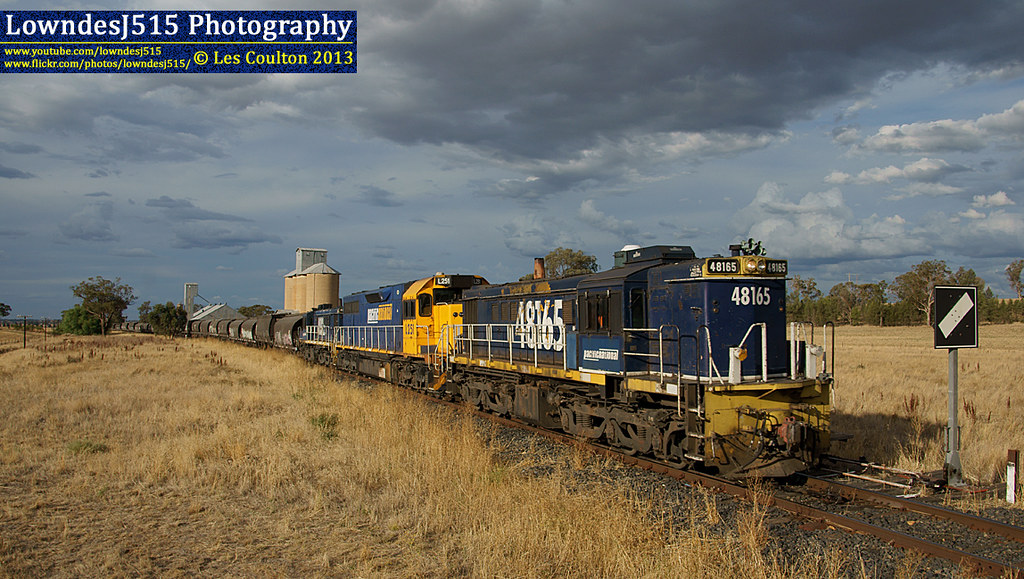 48165, L251 & 48122 at Alectown West by LowndesJ515