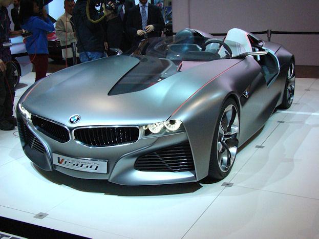 2012 Canadian International Auto Show BMW Vision Connecteddrive image
