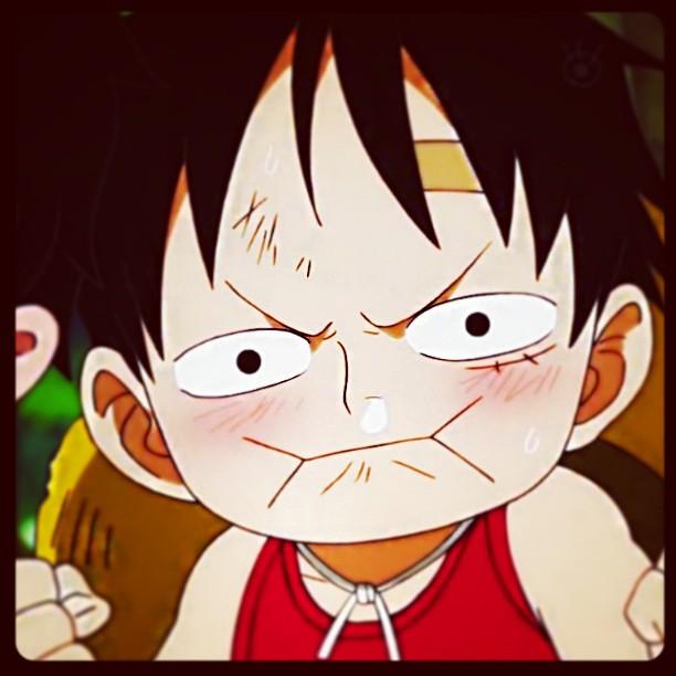 Morning Luffy Monkeydluffy Pirate Cute Kawaii Anime