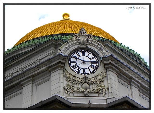 Buffalo NY ~ Buffalo Savings Bank ~ Gold Dome ~ Historical