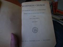 Robinson Crusoe - Een leesboek voor de lagere school