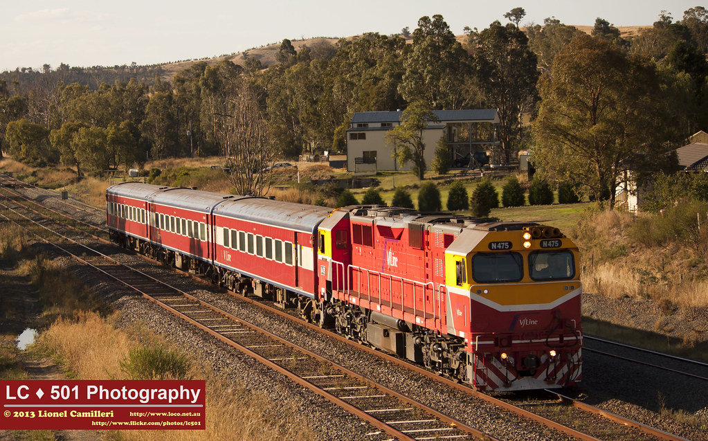 N475 ex Shepparton by LC501