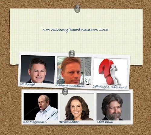 Arkami Advisory Board