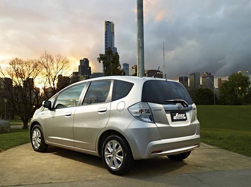 2013 Honda Jazz Hybrid - First Drive | When the Honda Jazz ...