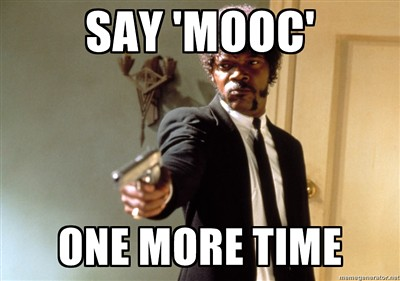 """Say """"MOOC""""...   by audreywatters"""