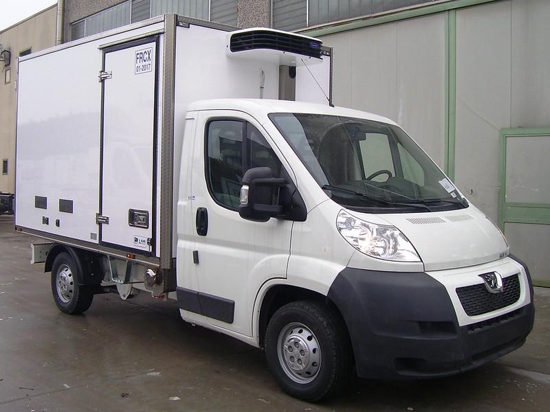Хладилна надстройка за Peugeot