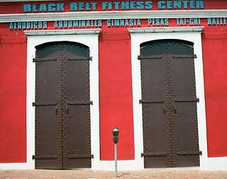 Black Belt Fitness Center | by César Vega-Lassalle
