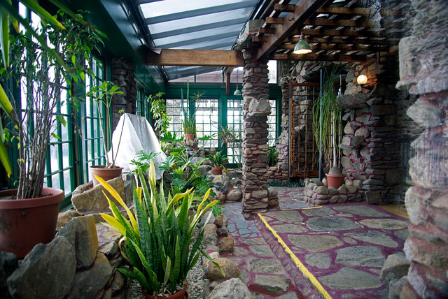 Gillette Castle Sunroom