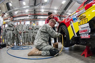Paratroopers Win Fort Bragg NASCAR Pit Crew Challenge | by Fort Bragg