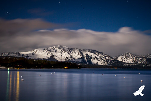 california longexposure nightphotography winter moon lake cold reflection water northerncalifornia night tahoe laketahoe norcal sierranevada desolationwilderness southlaketahoe canon7d christianarballo arballoimages