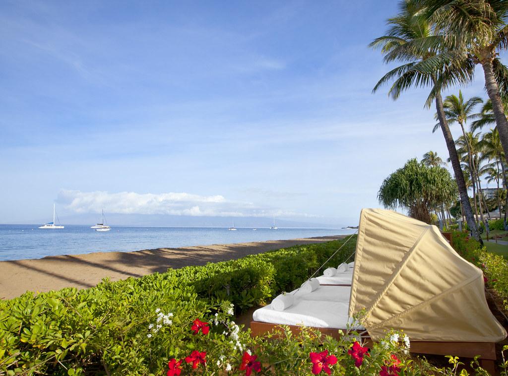 The Westin Maui Resort Spa Ka Anapali Beach Front Caban