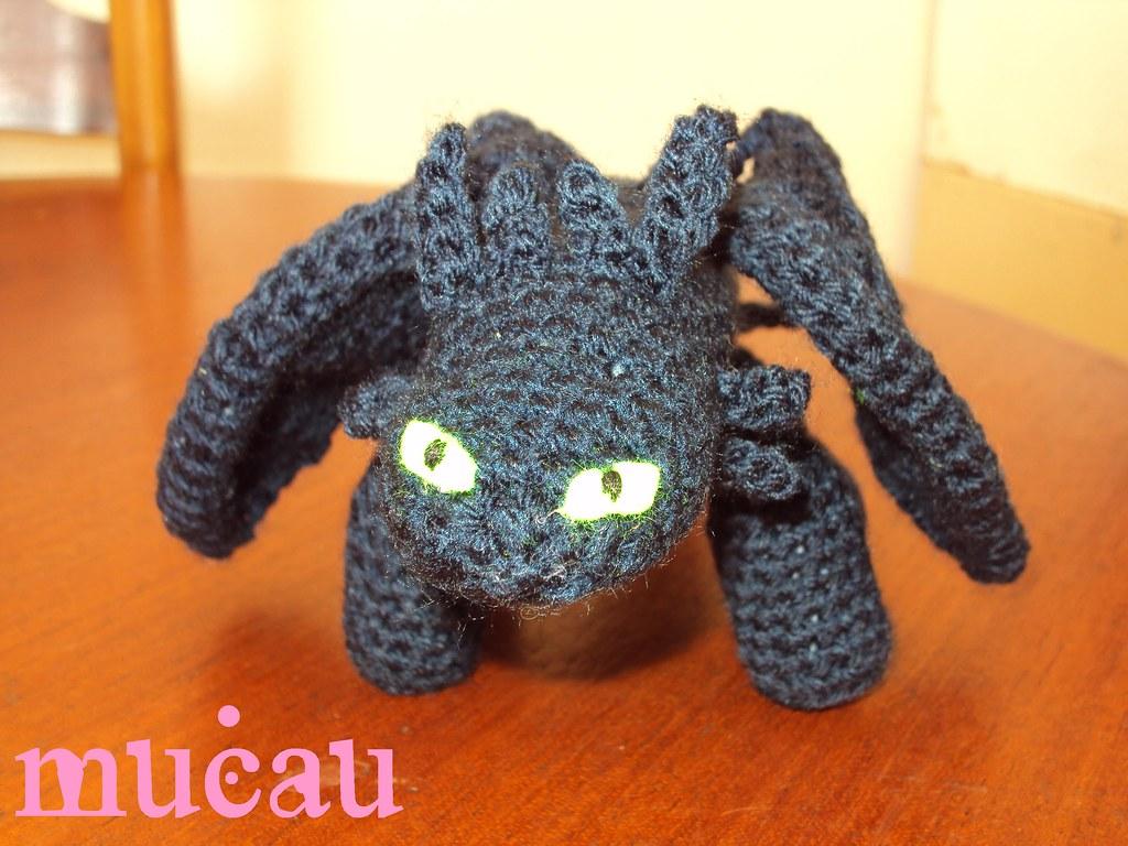 Ravelry: Small crochet dragon amigurumi, mini Drache pattern by ... | 768x1024