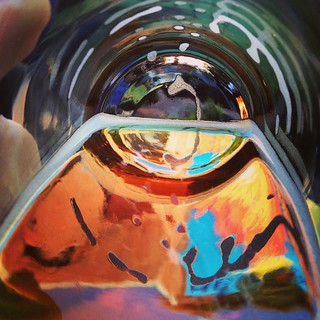 Spash of color in a beer glass, #2 | by Ryan Greenberg