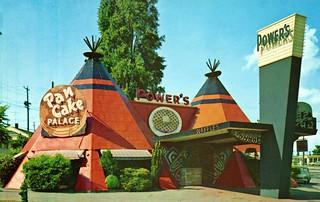 Power's Pancake Palace - Seattle, Washington | 7201 Aurora A… | Flickr