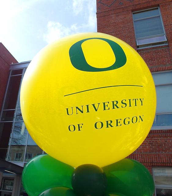 Allen Hall Opening V - University of Oregon