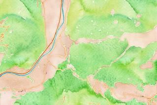 2012 water color map alta vallagarina