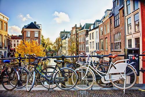 Utrecht City Center   The Netherlands