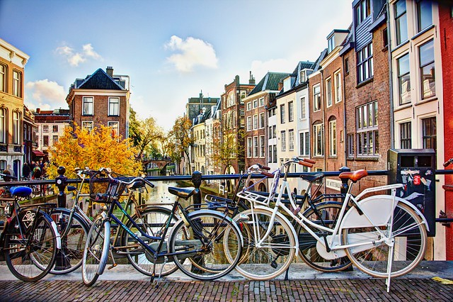 Utrecht City Center | The Netherlands