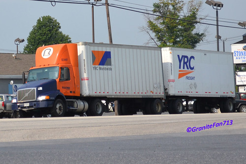 YRC Freight - an album on Flickr