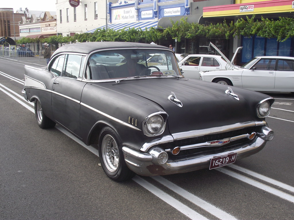 1957 Chevrolet Bel Release Fivem Maps   Ymap