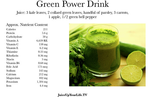 Green Power Drink | by mlevin77