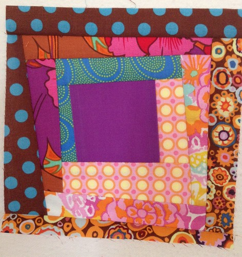 log-cabin-2 | by Karen and little birdie quilting